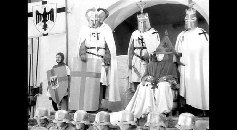 Тот от меча и погибнет urban, крестоносцы, папа римский, походы, так хочет бог, христиане