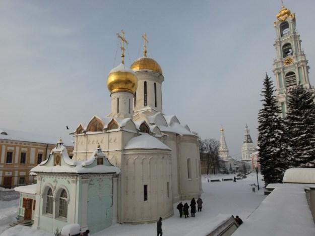 30 ноября - День преподобного Никона Радонежского.