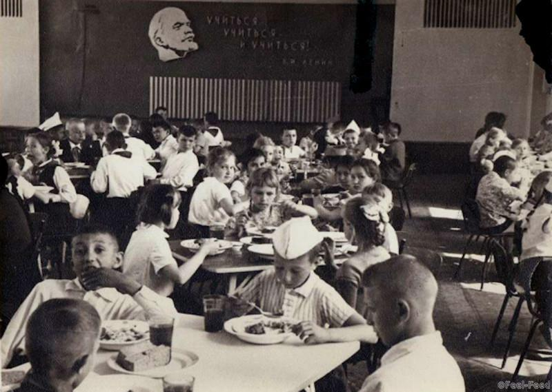 Самые отвратные детские блюда советского времени