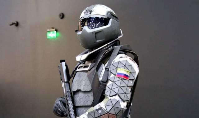 """""""Ратнику-3"""" в бою помогут беспилотники и роботизированные системы"""