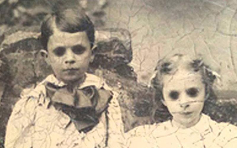 Дети с черными глазами. Жуткие страницы Википедии, которые даже не хочется открывать