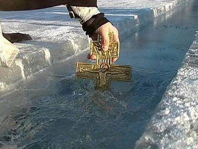 Крещение Господне в 2014 году когда набирать воду