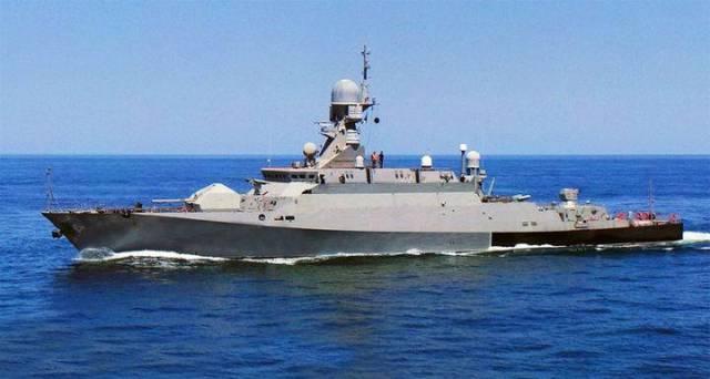 Черноморцы в 2019 году получат два корабля с «Калибрами»