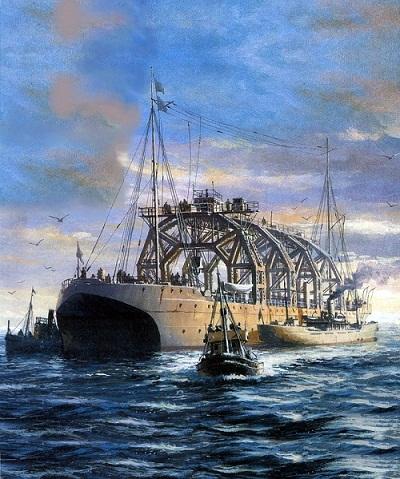 Подарок Николая II современным русским