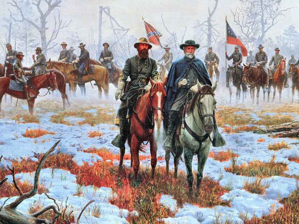 Мифы о Гражданская войне в США