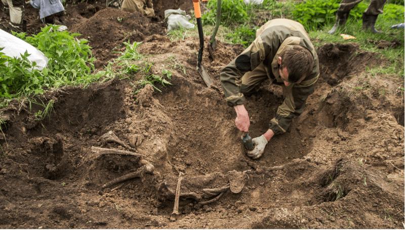 Восставшие в пепле Великая Отечественная Война, история, пропавшие без вести, ссср, факты