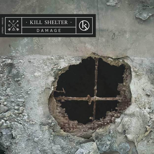 Kill Shelter präsentiert Debut-Album Damage