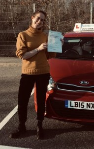 Elie Kent passes   First time with Mark Tuttle