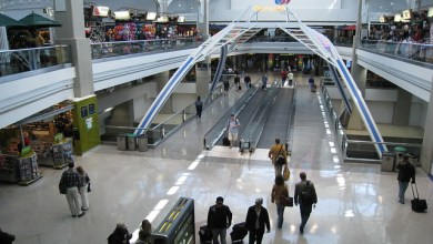 Photo of Top 5: Airports with Awesome Architecture