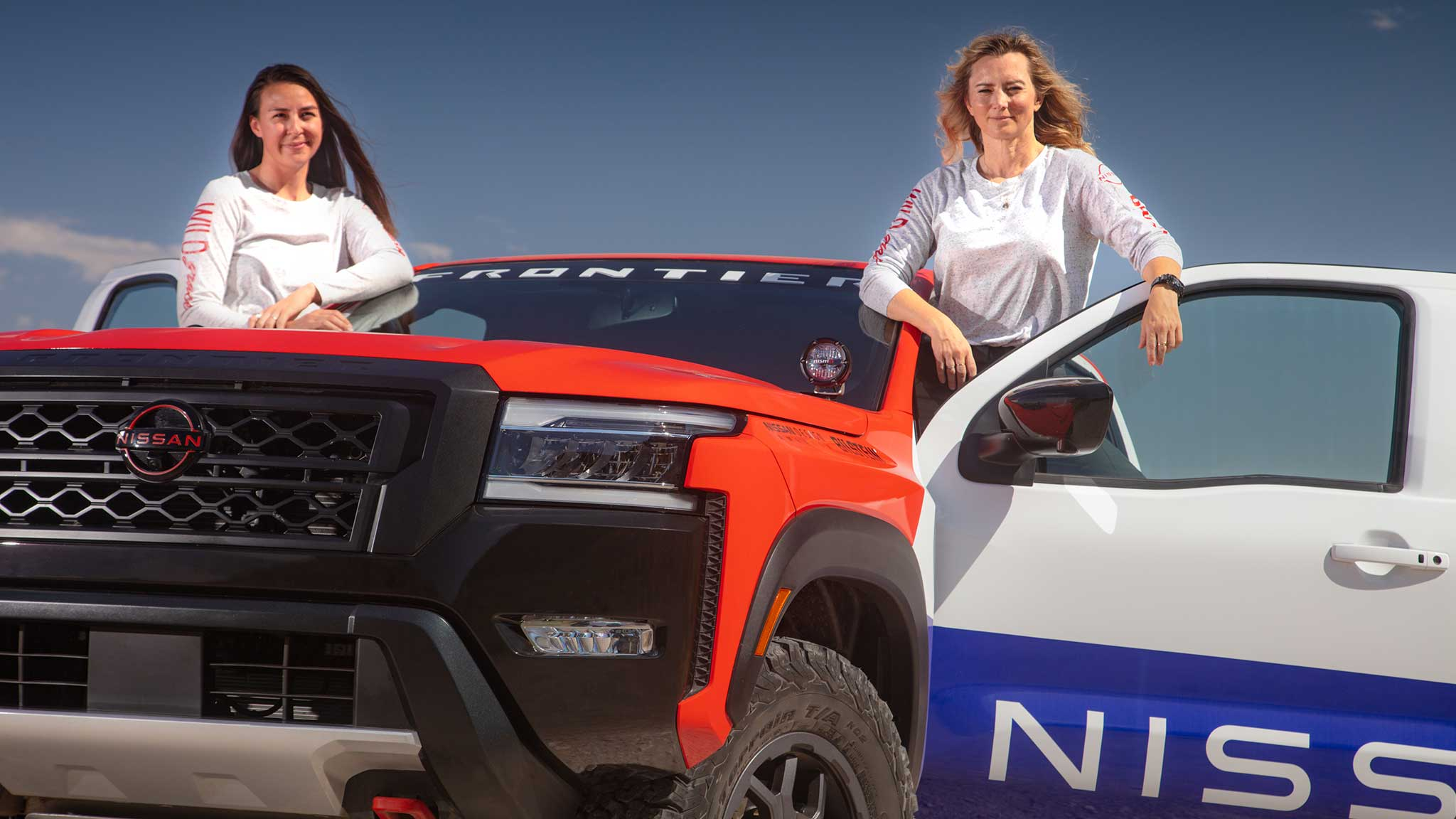 2022 Nissan Frontier PRO 4X Rebelle Rally 2