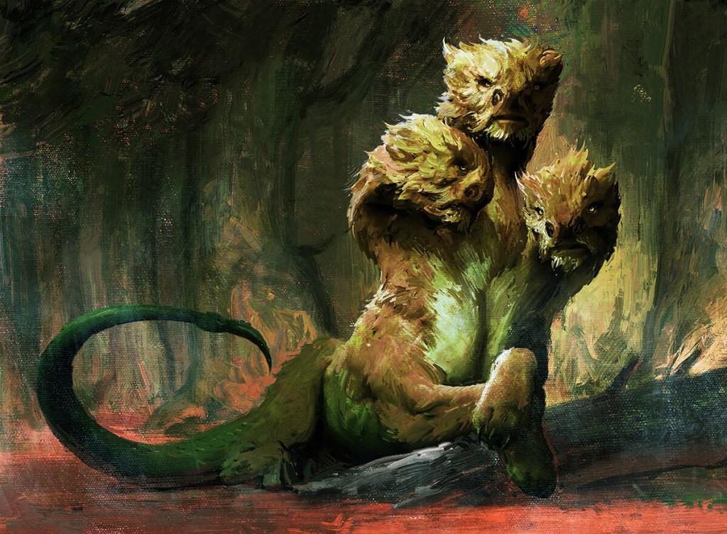 questing-beast-art