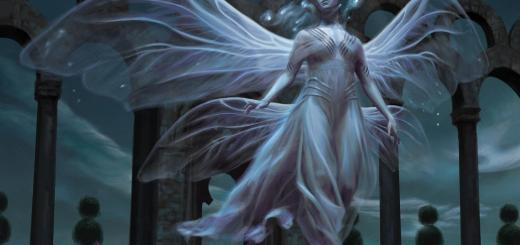 Faerie-Guidemother-Throne-of-Eldraine-MtG-Art