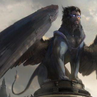 sphinx-of-foresight-art