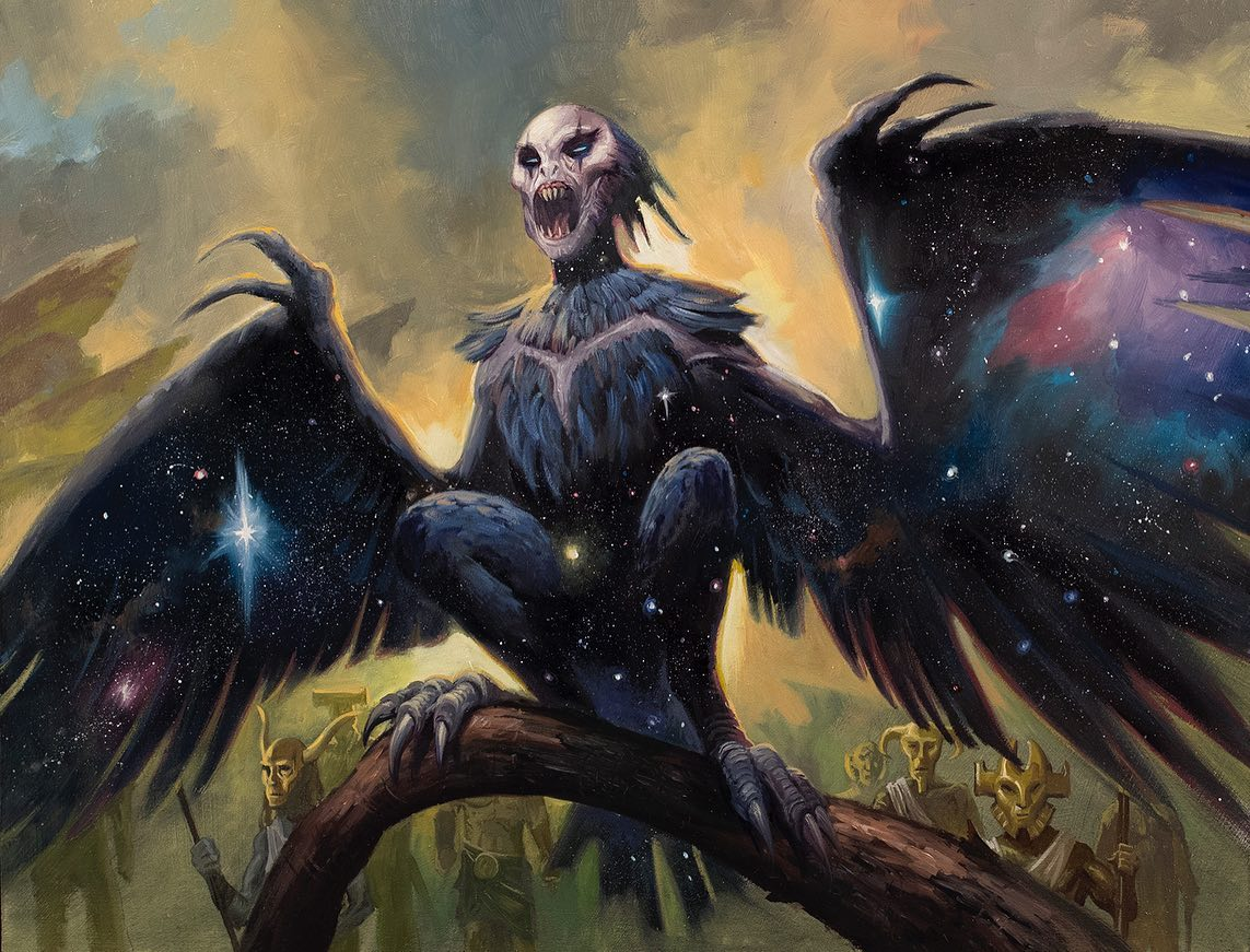 Aphemia-the-Cacophony-Theros-Beyond-Death-Art