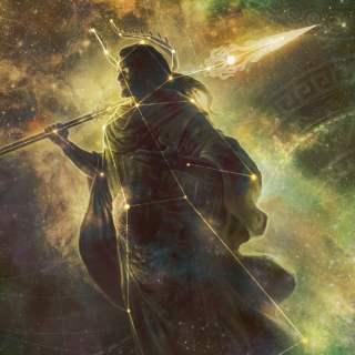 Heliod-Sun-Crowned-Alternate-Theros-Beyond-Death-Art