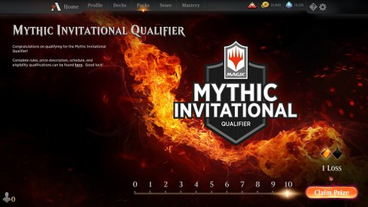 Mythic Invitational Qualifier