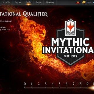 Mythic Invitational Qualifier