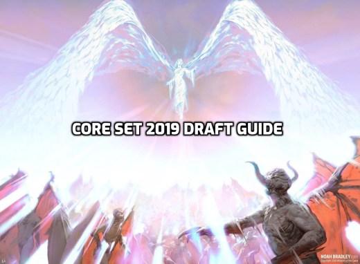 Core Set 2019 Draft Guide