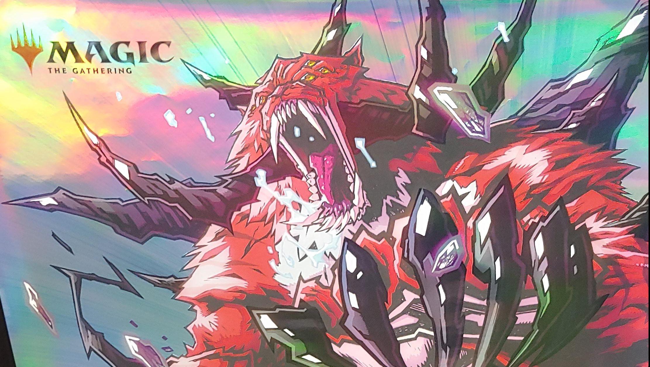 Ikoria Lair of Behemoths Promo Poster