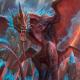 Vadrok, Apex of Thunder Art by Zack Stella