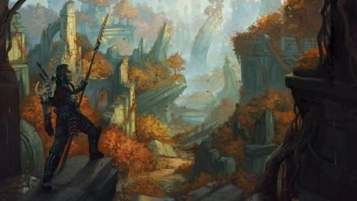 Wilderness Reclamation Art by Tyler Walpole