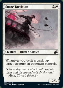 iko-030-snare-tactician