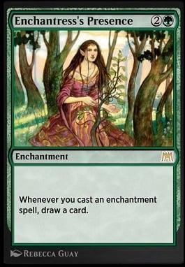 Enchantress's Presence