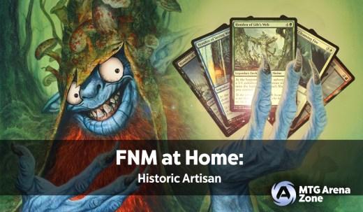 FNM at Home: Historic Brawl