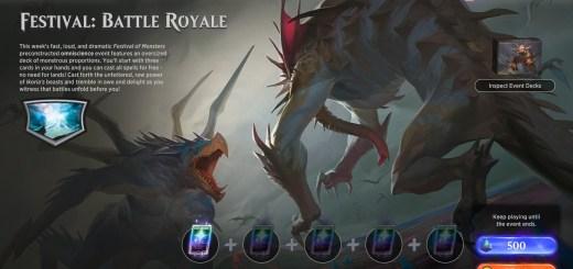 Festival: Battle Royale