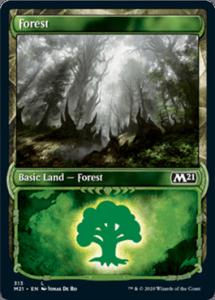 Forest Spoiler