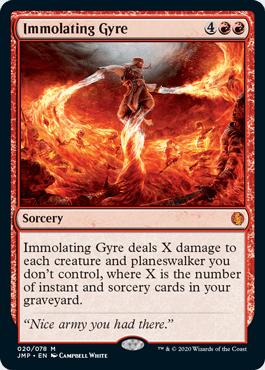 Immolating Gyre