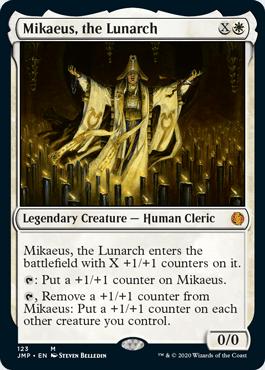 Mikaeus, the Lunarch