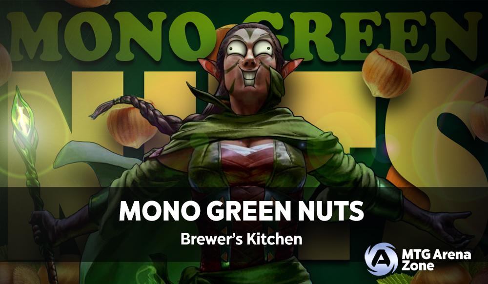 Mono Green Nuts