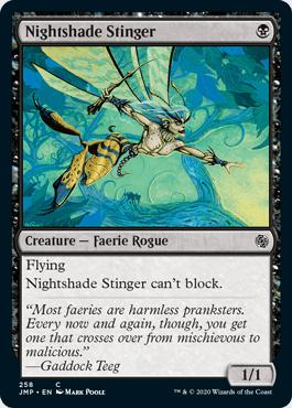 Nightshade Stinger