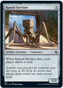 Ruined Servitor