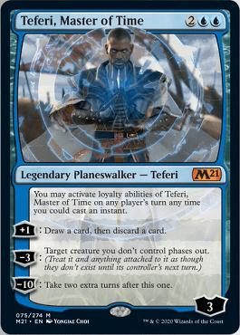 Teferi, Master of Time Spoiler