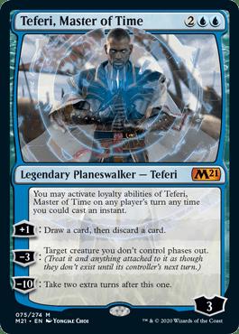 Teferi, Master of Time