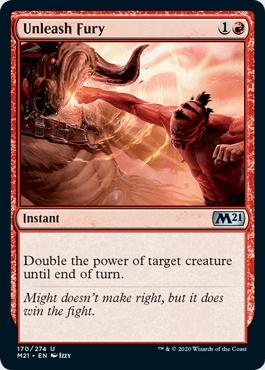Unleash Fury