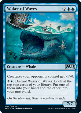 Waker of Waves