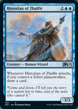 Historian of Zhalfir