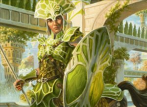 Selesnya Counters by Platinum-Mythic Rank Player – Traditional Standard Ranked Deck (6-0)
