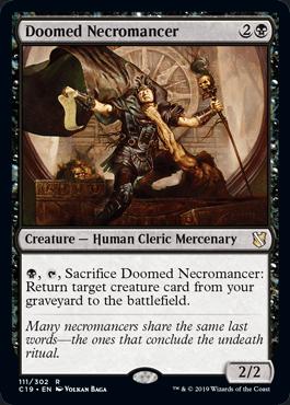 Doomed Necromancer