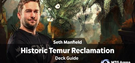 Historic Temur Reclamation Deck Guide