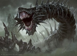 Massacre Wurm Art