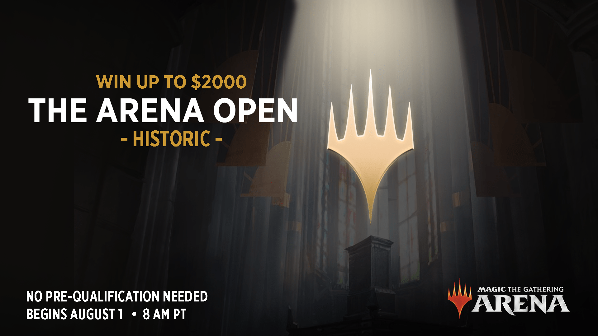 The Arena Open Historic