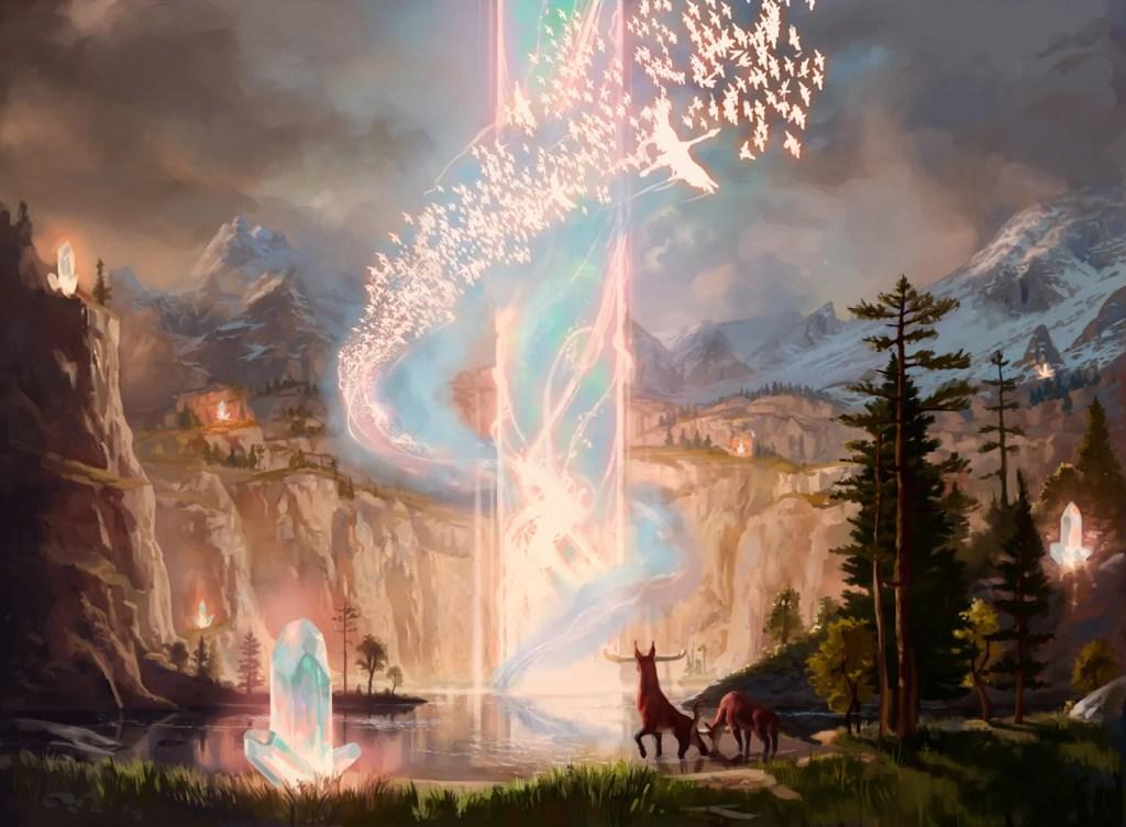 Genesis Ultimatum Art by Jason Rainville