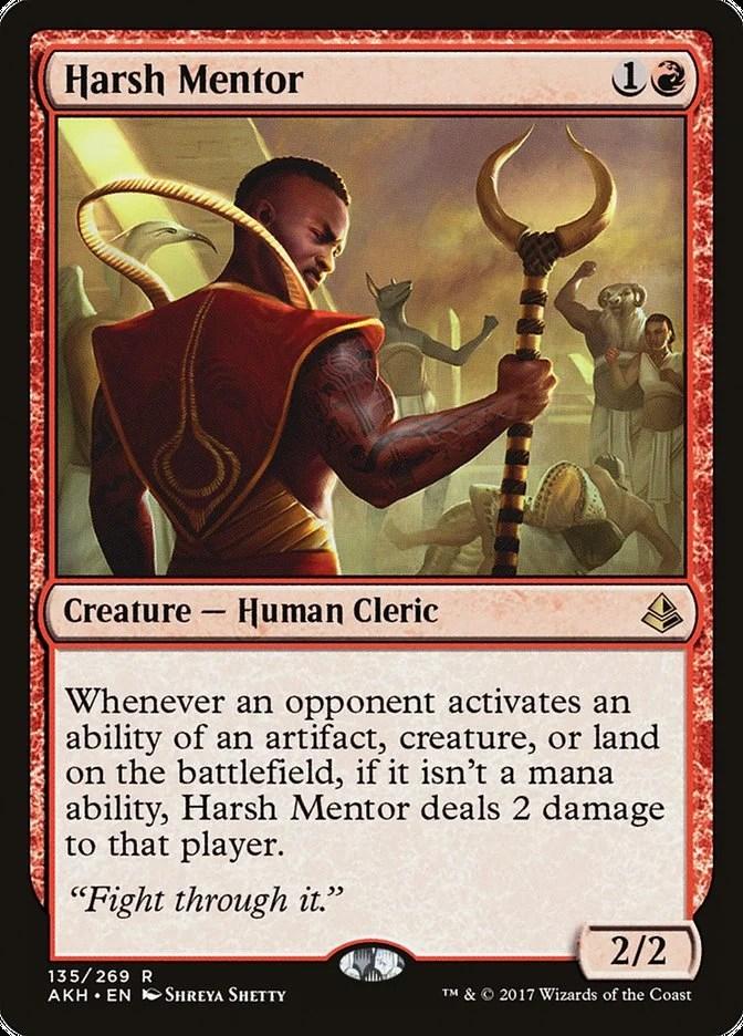 Harsh Mentor