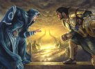 Historic Izzet Phoenix - Amonkhet Remastered