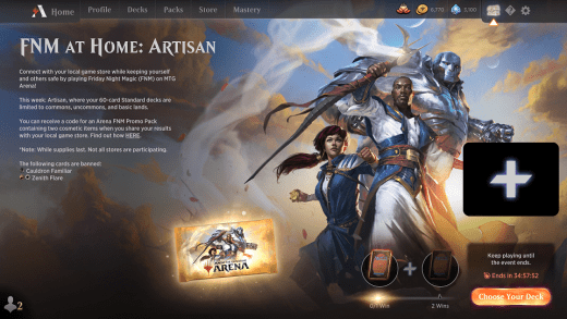 FNM at Home: Artisan