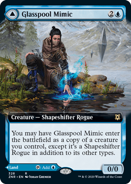 Glasspool Mimic